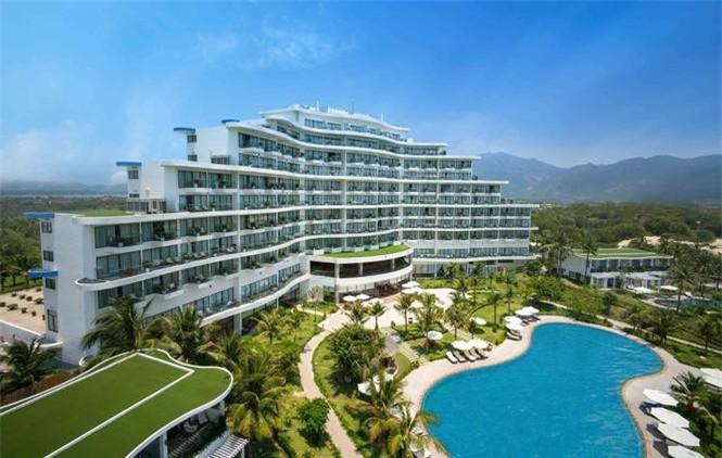 Cam Ranh Riviera Beach Resort & Spa – điểm đến hàng đầu của du khách quốc tế tại Khánh Hòa