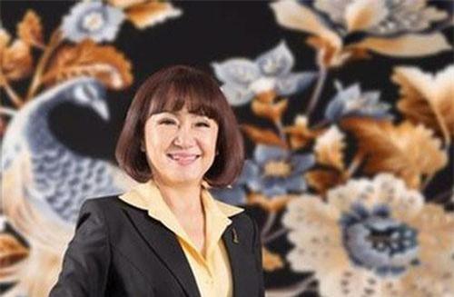 Bà Huỳnh Bích Ngọc.