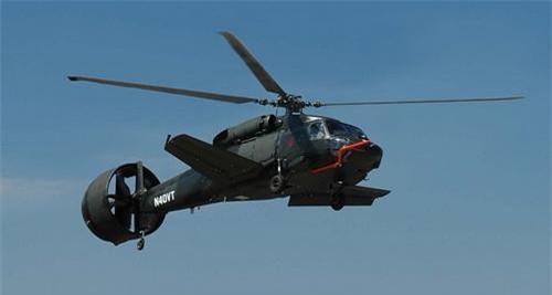 Mẫu trình diễn công nghệ X-49A SpeedHawk. Ảnh: National Interest.
