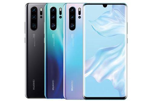 3. Huawei P30 Pro (giá bán tại Việt Nam: 22,99 triệu đồng).