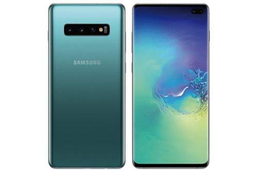 5. Samsung Galaxy S10 Plus (giá khởi điểm tại Việt Nam: 22,99 triệu đồng).