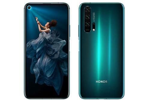 9. Honor 20 Pro (chưa được bán chính hãng ở Việt Nam).