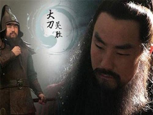 Đại đao Quan Thắng, võ tướng toàn mỹ số 1 Lương Sơn.
