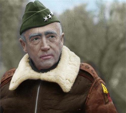 Tướng George Smith Patton Jr. (1885 – 1945) thường được coi là nhà chỉ huy quân sự nổi nhất của Lục quân Mỹ trong Thế chiến II.