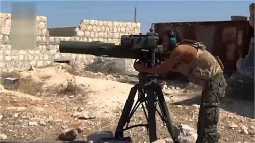 Mỹ bán hơn 2.000 tên lửa TOW-2A cho Maroc - ảnh 1
