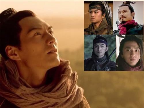 Top 5 soái ca đệ nhất Thủy Hử, Yến Thanh chỉ xếp hạng nhì.