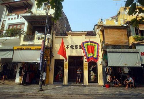 Là một trong những điểm đến nổi bật ở phố cổ Hà Nội, nhà cổ 38 Hàng Đào có một lịch sử đặc biệt mà không phải ai cũng biết.