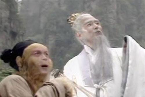 Tôn Ngộ Không và Bồ Đề Tổ Sư.