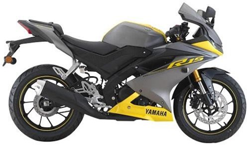 2020 Yamaha YZF-R15.