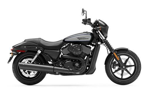 Harley - Davidson Street 750.