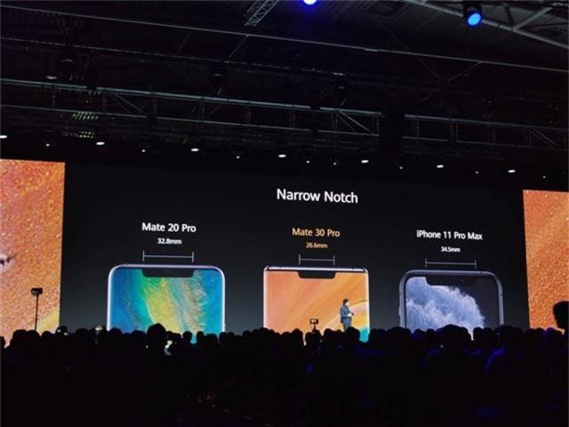Huawei ra mắt Mate 30/30 Pro, cụm 4 camera, giá từ 20 triệu đồng - 3