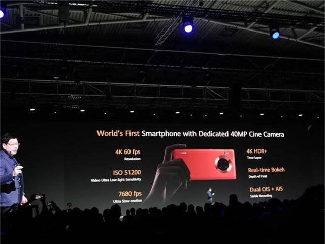 Huawei ra mắt Mate 30/30 Pro, cụm 4 camera, giá từ 20 triệu đồng - 5