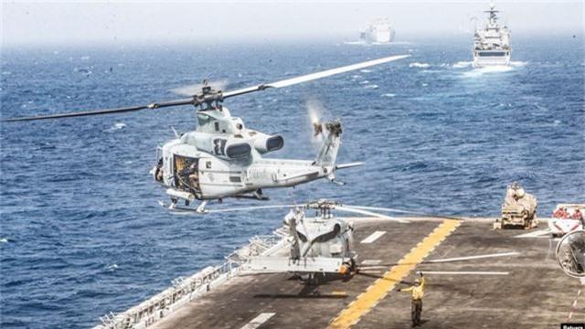 Iran cảnh báo chiến tranh toàn diện nếu bị Mỹ, Ả rập Xê út tấn công - 2