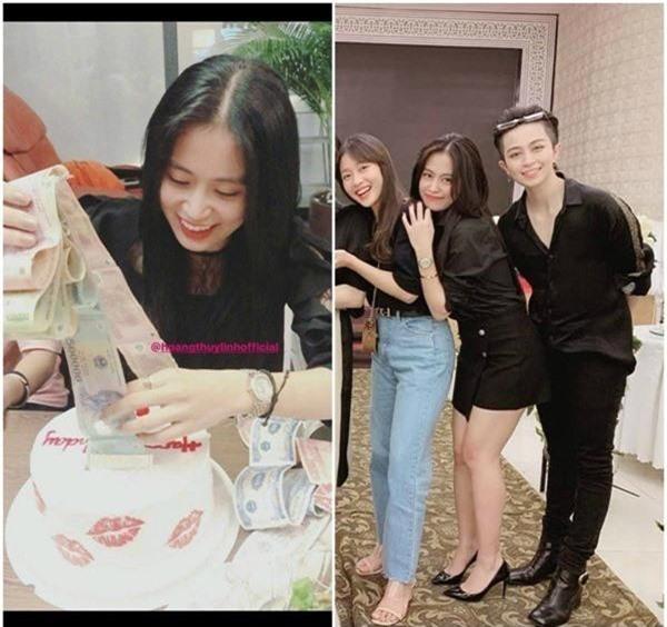 Không chỉ Hoàng Thùy Linh, hoa hậu, MC VTV cũng bị nghi yêu đồng giới - Ảnh 3.