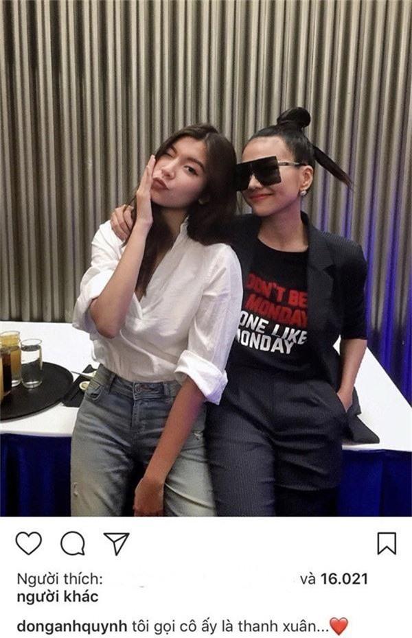 Không chỉ Hoàng Thùy Linh, hoa hậu, MC VTV cũng bị nghi yêu đồng giới - Ảnh 9.