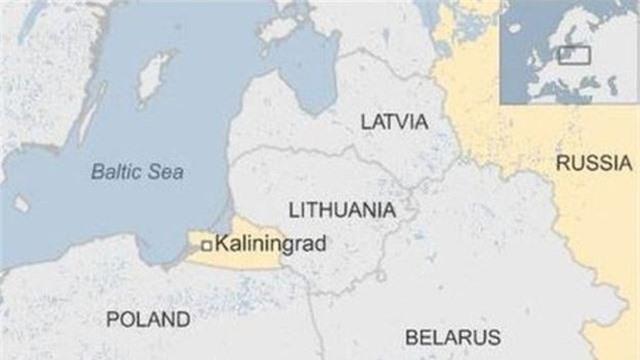 Mỹ nói có thể hạ gục phòng không Nga tại vùng tử huyệt Kaliningrad - 2
