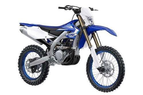 Yamaha WR250F.