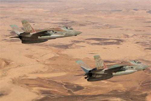 Thời gian gần đây truyền thông khu vực Trung Đông liên tiếp đăng tải thông tin về việc tiêm kích tàng hình F-35I Adir của không quân Israel đã bay xuyên Syria để ném bom các mục tiêu trong lãnh thổ Iraq.