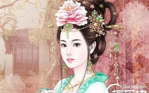 Ảnh minh họa dung nhan Thái Bình công chúa.