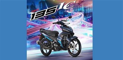 Yamaha Malaysia đã ra mắt Yamaha 135LC SE đặc biệt