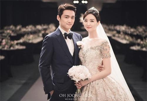 Oh Sang Jin và Kim So Young