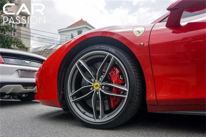 Chi tiet Ferrari 488 Spider tien ty cua Cuong Do la-Hinh-5