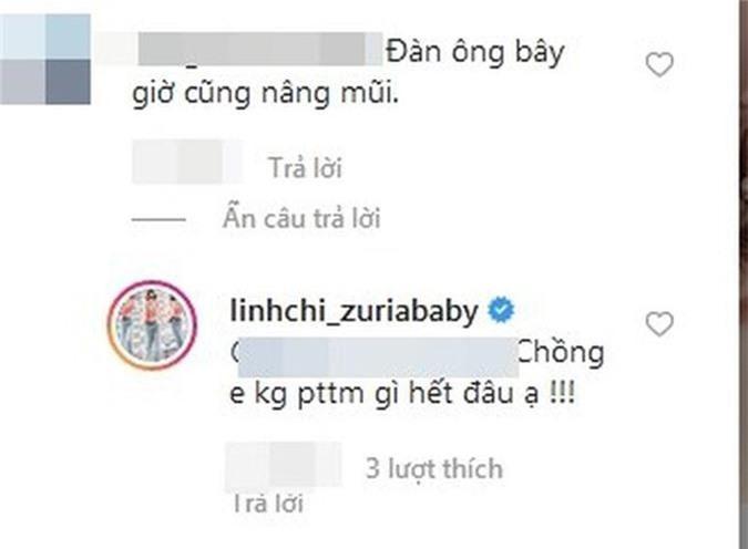 Lam Vinh Hai bi nghi dao keo, Linh Chi dap tra thay chong-Hinh-4