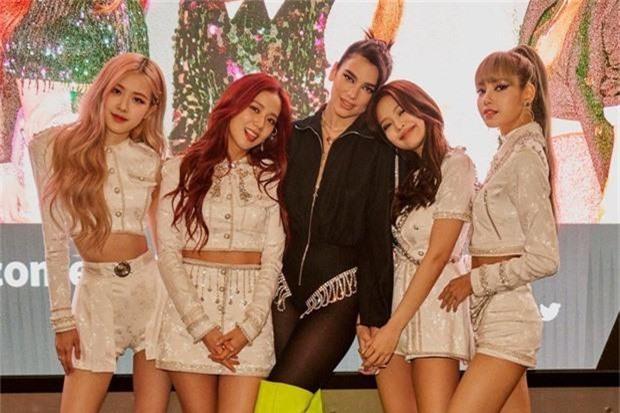 Nhờ hit hợp tác cùng Dua Lipa, BLACKPINK vượt BTS, trở thành nhóm nhạc Kpop đầu tiên có chứng nhận danh giá tại thị trường Anh - Ảnh 4.