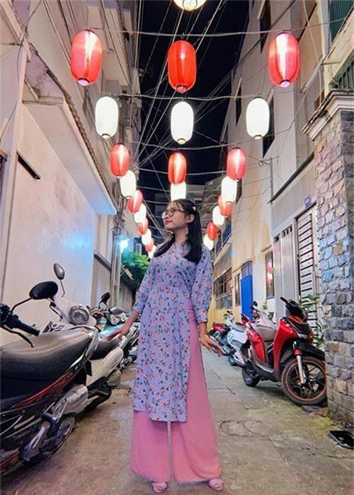 O tuoi 16, Phuong My Chi kiem tien khung, day thi thanh cong-Hinh-8