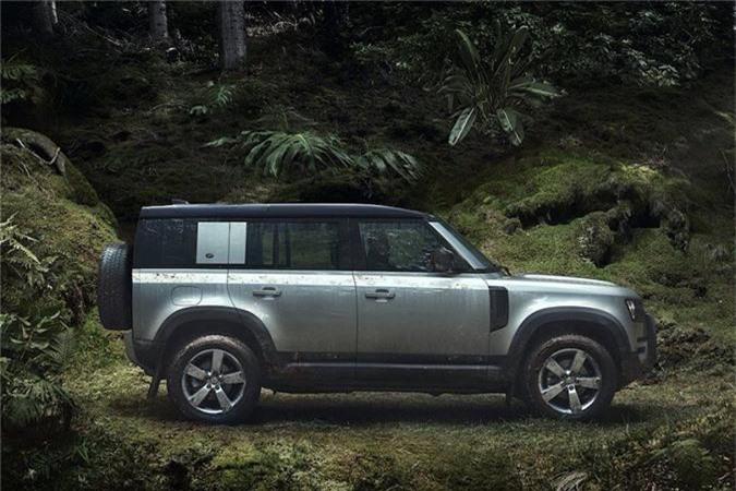 Ra mat SUV Land Rover Defender 2020 tu 49.900 USD-Hinh-3