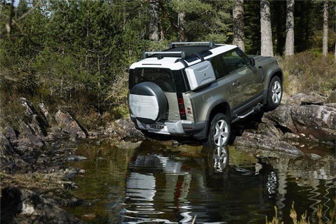Ra mat SUV Land Rover Defender 2020 tu 49.900 USD-Hinh-4