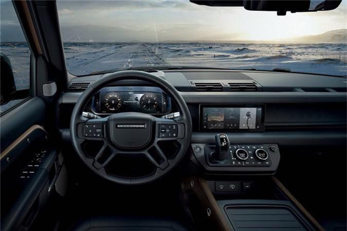 Ra mat SUV Land Rover Defender 2020 tu 49.900 USD-Hinh-5