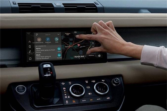 Ra mat SUV Land Rover Defender 2020 tu 49.900 USD-Hinh-6