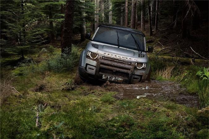 Ra mat SUV Land Rover Defender 2020 tu 49.900 USD-Hinh-7