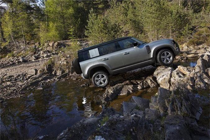 Ra mat SUV Land Rover Defender 2020 tu 49.900 USD-Hinh-8