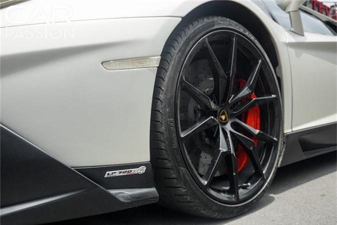 Sieu xe Lamborghini Aventador 50th Anniversario Nam tien-Hinh-3