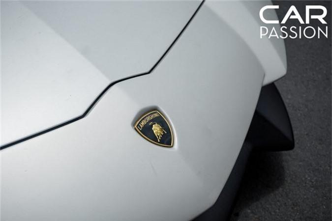 Sieu xe Lamborghini Aventador 50th Anniversario Nam tien-Hinh-6
