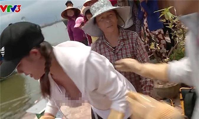 Vi sao dinh loat tai tieng, Hoang Hanh van dai dien VN thi Miss Earth?-Hinh-2