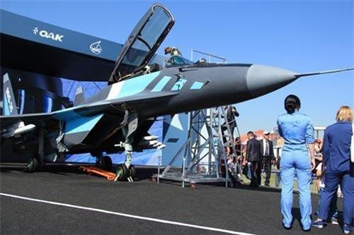 Theo bài viết của tạp chí National Interest, dòng tiêm kích MiG-35 mới được Nga giới thiệu tại Triển lãm MAKS 2019 (kết thúc đầu tháng 9/2019) hóa ra đã lỗi thời về mặt kỹ thuật.