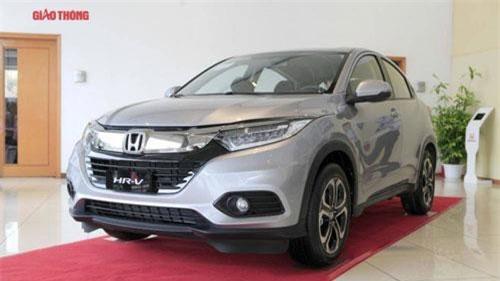 Honda HR-V cũng được HVN ưu đãi trong tháng 9/2019 tương tự đàn anh CR-V