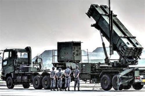 Hệ thống Patriot PAC-3.