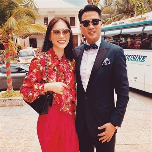Linh Rin và Phillip Nguyễn