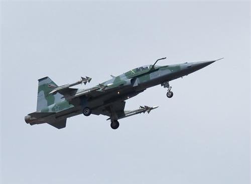 Tiêm kích F-5E sau khi được Israel tiến hành nâng cấp. Ảnh: Defence Blog.