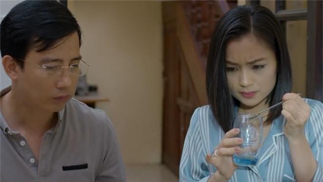 Giả thuyết: Thái không phải là gã chồng duy nhất sắp bị vợ bỏ trong Hoa Hồng Trên Ngực Trái, Dũng - chồng San cũng sắp ra rìa?  - Ảnh 10.