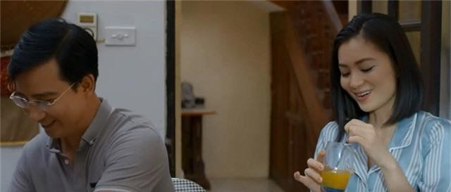 Giả thuyết: Thái không phải là gã chồng duy nhất sắp bị vợ bỏ trong Hoa Hồng Trên Ngực Trái, Dũng - chồng San cũng sắp ra rìa?  - Ảnh 9.