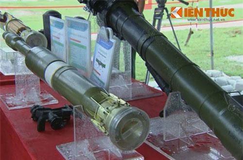 Hiện nay, trong lĩnh vực chế tạo vũ khí chống tăng, công nghiệp quốc phòng Việt Nam đã đạt được nhiều thành tựu, chúng ta không chỉ làm chủ công nghệ chế tạo súng và đạn dược khẩu B41 (hay là RPG-7) mà cả RPG-29 rất hiện đại.