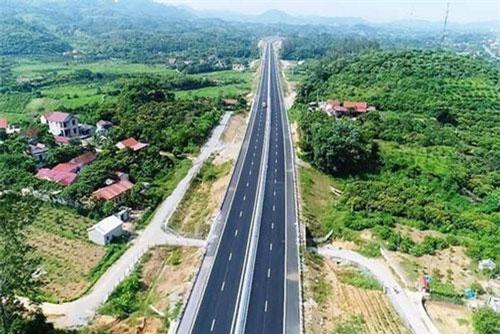 Cao tốc Bắc Giang - Lạng Sơn dự kiến thông xe kỹ thuật vào ngày 29/9.