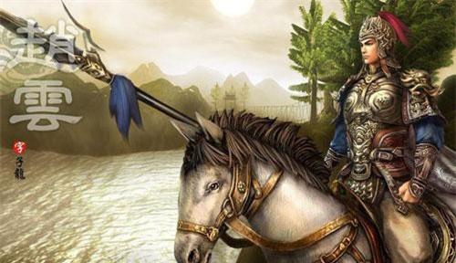 Triệu Vân đứng đầu trong Ngũ Hổ Thượng Tướng