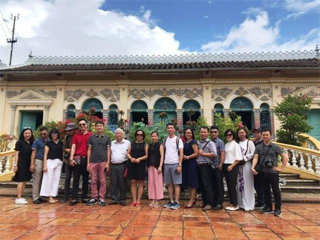 Phó Chủ tịch Thường trực Hiệp hội Du lịch Đồng bằng sông Cửu Long – Lê Thanh Phong