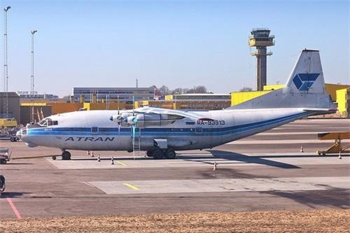 Một chiếc An-12 đã gần 50 năm tuổi hiện vẫn đang hoạt động của Nga. Ảnh: TASS.